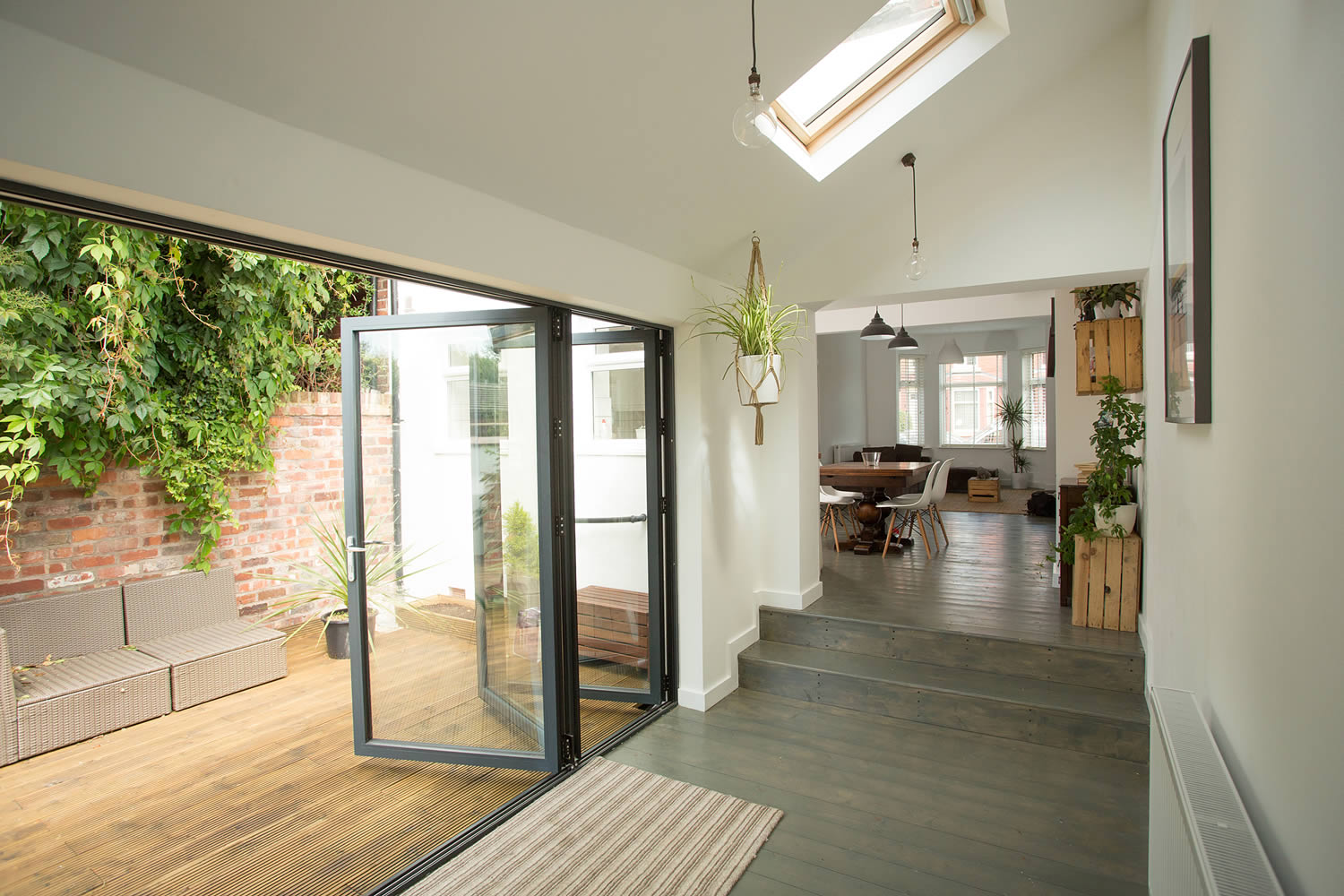 Single Story Rear Extension, Altrincham