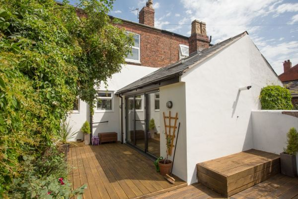 Rear Extension, Altrincham
